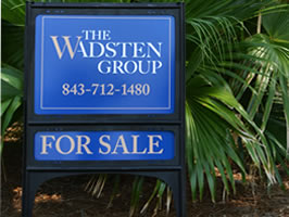 Browse aluminum real estate signs