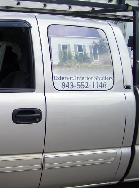 Window Perf on a Pickup