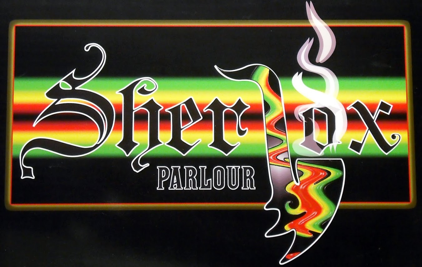 Example of Sign with Creative Font